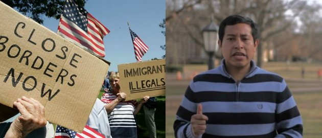 Illegal immigrant TROUNCED in runoff for Univ. of North Carolina student body president