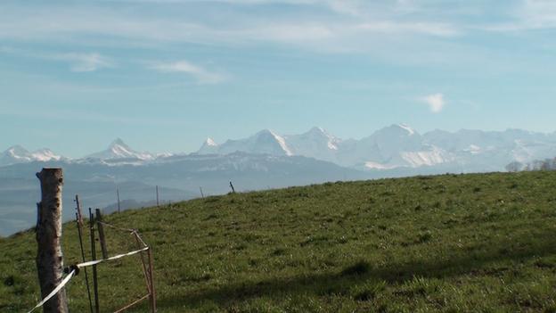 Scenery in Switzerland