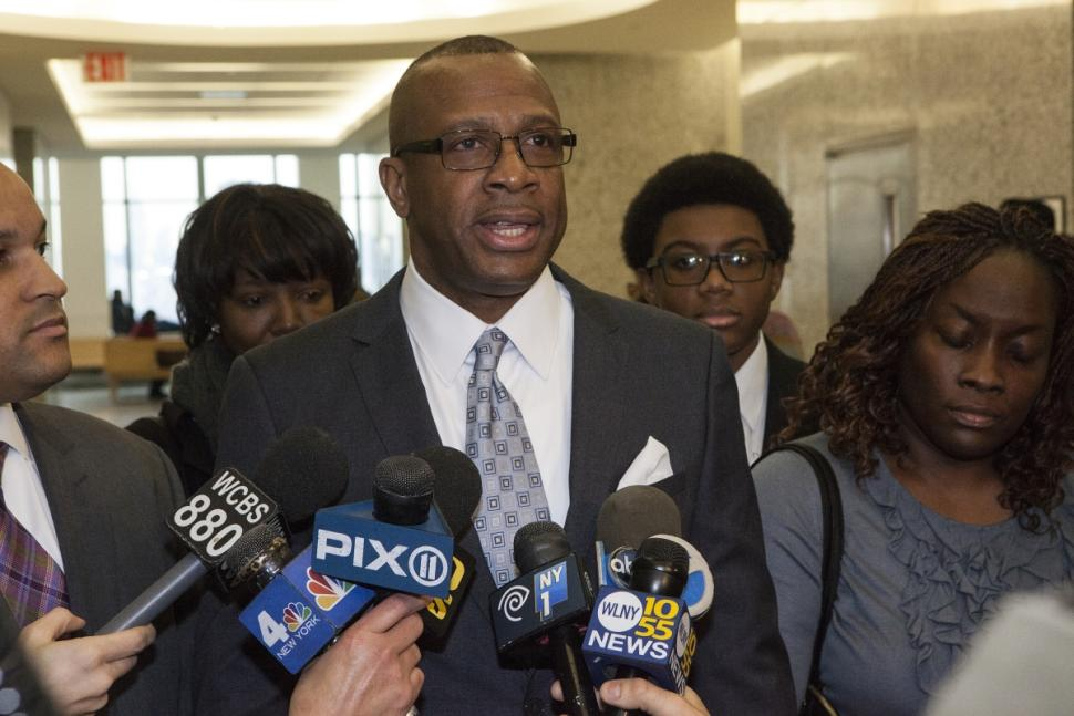 Michael Waithe, 52, says it's a 'new dawn' after being exonerated of his wrongful conviction of burglary by a woman who accused him of breaking into her apartment in 1986.
