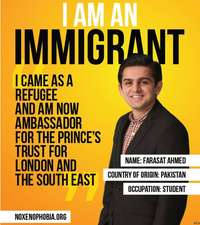 I am Immigration poster